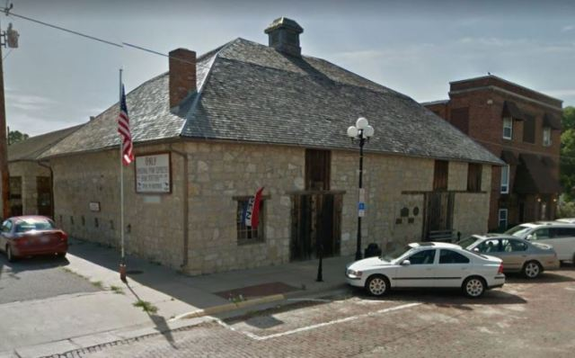 Marysville Kansas, Pony Express Museum, Virtual Hike, Google Street View