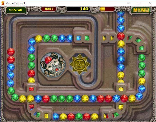 zuma, computer game, wasting time