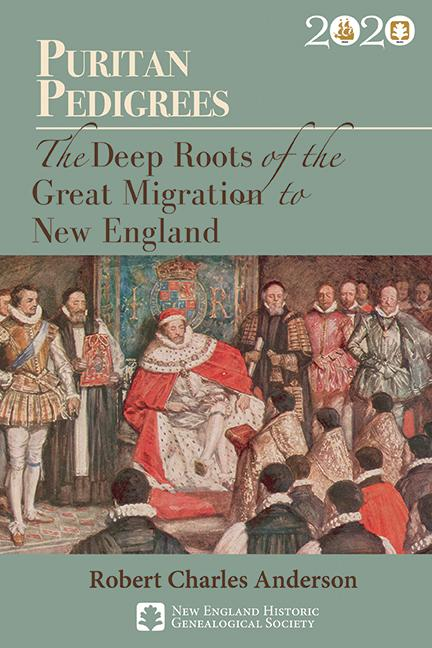 Puritan Pedigrees, Great Migration, Charles Anderson, History, Genealogy
