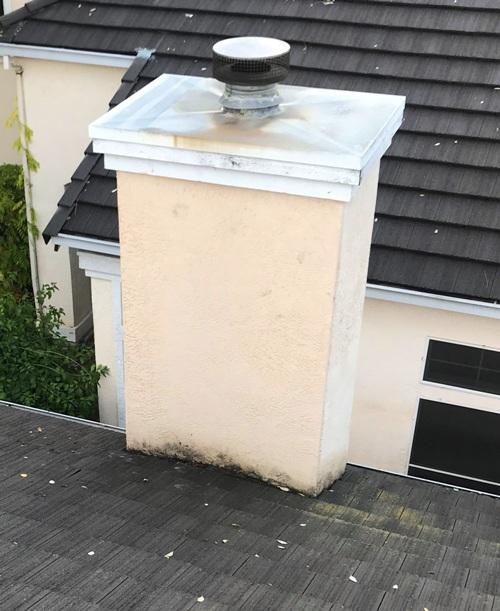 Roof Leak, water pooling, poor drainage