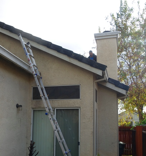 Roof Inspection, Home Repair, Leaking Roof