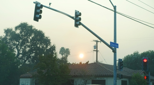 Allergies, Fire, Smoke, Camp Fire, Bad AQI