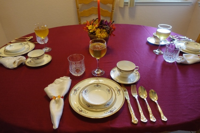 Table Setting, Thanksgiving, Feast, Thanksgiving Meal, Long Thanksgiving