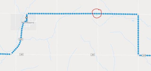 Northboro, Iowa, Cemetery, Virtual Hike