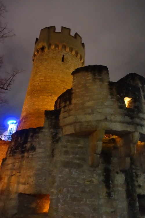 Jena, Germany, Walled City, Pulverturm, Powder Tower