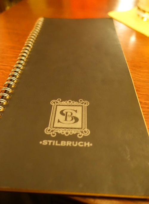 Favorite Restaurant, Jena, Germany, Restauration Stilbruch