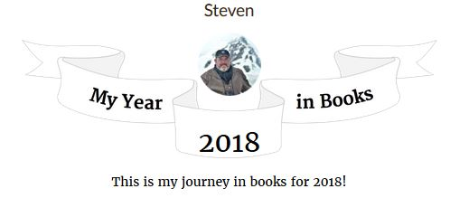 Reading 2018, good reads, books