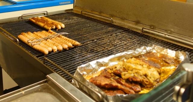 Thüringer Rostbratwurst, grill, sausage, bratwurst