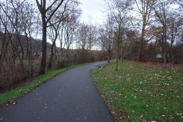 Winter, Jena, Germany, Walk to Work