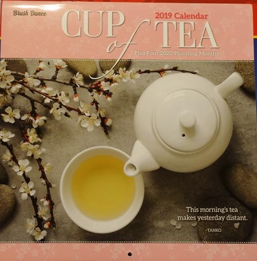 Tea Calendar, Cup of Tea, 2019 Calendars