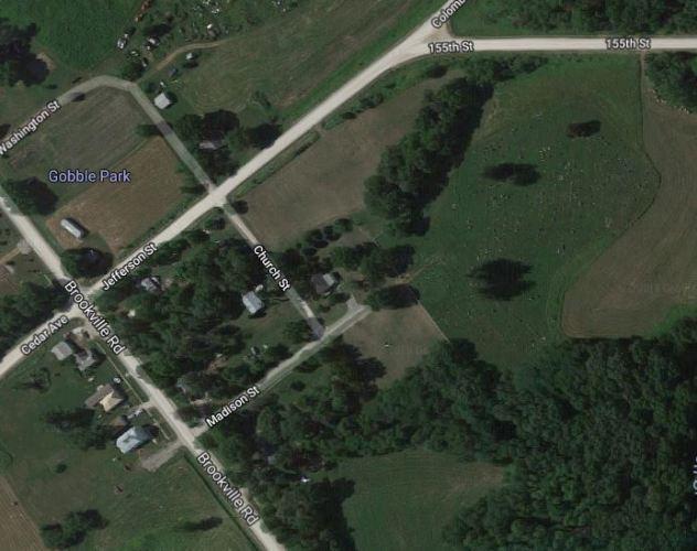 Abingdon Cemetery, Iowa, Susannah Kern Sears