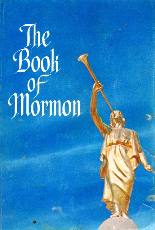 The Book of Morman, Scripture, Testament
