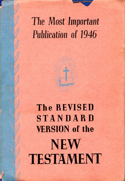 New Testament, Revised Standarrd Version
