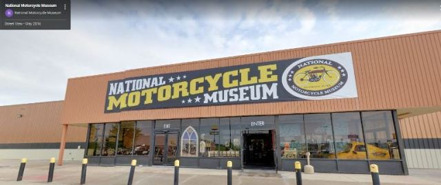 Motorcycle Museum, Anamosa Iowa
