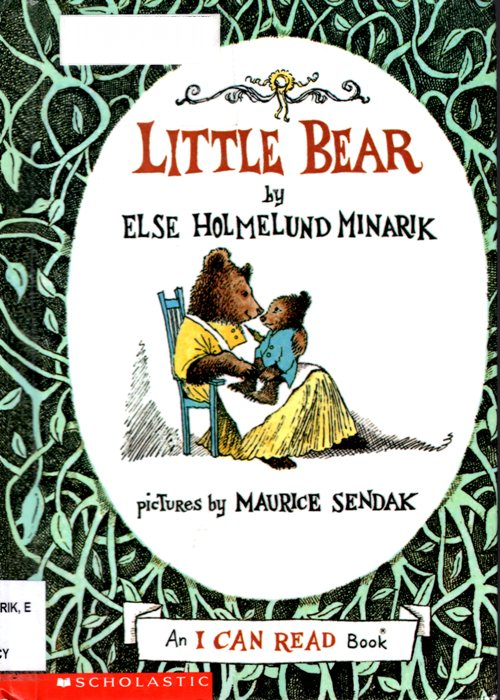 Little Bear, Children's Books, Mustich 1000