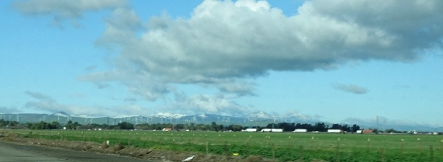 California Snow, Hills, Mount Diablo, Snow Level