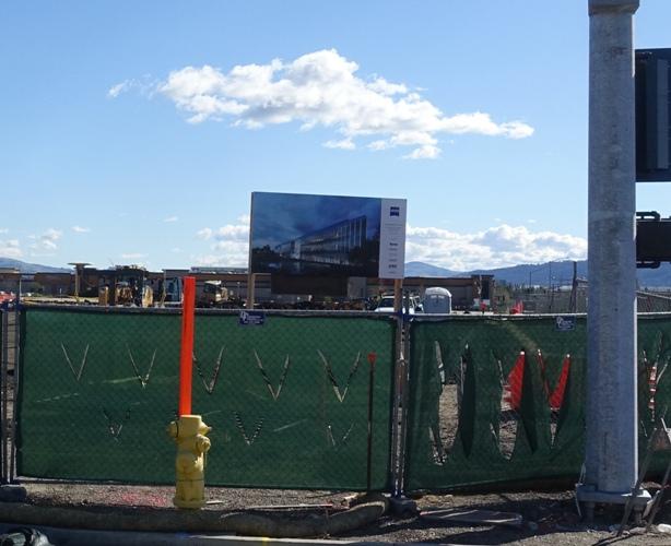 Construction, Dublin, California