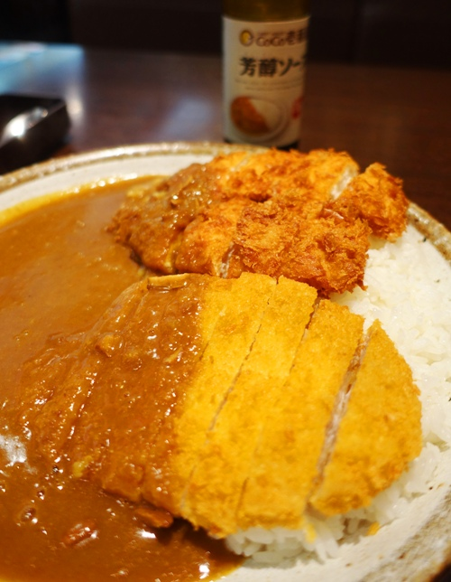 CoCo Ichibanya, curry house, ton katsu, breaded food, curry