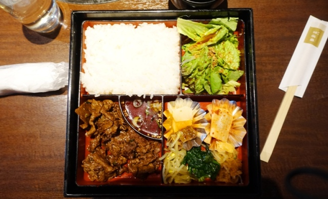 Bento box, Korean, Bulgogi, Japan, lunch