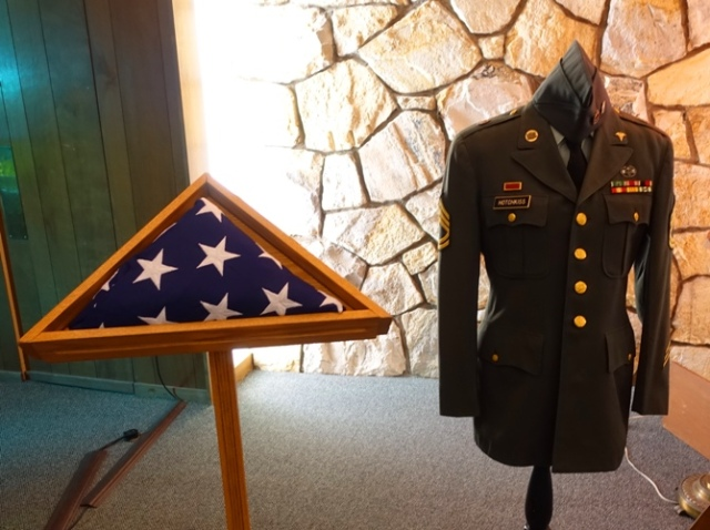 Uniform, Flag, Military, Army, Honor