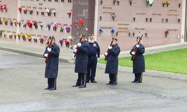 Rifle Squad, Military Honor, Honor Squad