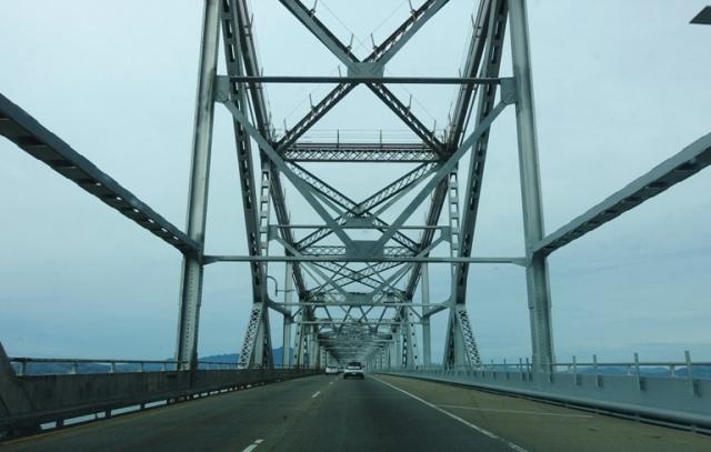 Bay Area, Richmond Bridge, Bridges, Superstructure