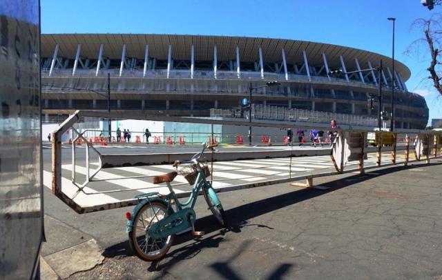 Bicycle, Stadium, Tokyo 2020