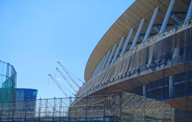 New National Stadium, Tokyo, Tokyo Olympics, 2020 Olympics