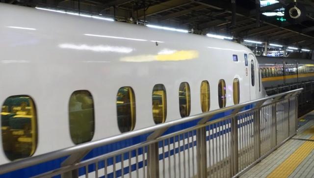 Bullet Train, Shinkansen, Japan Railway