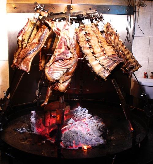 ribs, sheep, argentina, buenos aires, bbq ribs