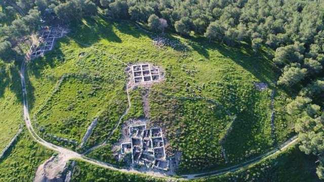 khirbet el rai, Israel, Archaeology, Dig Time, Summer Dig