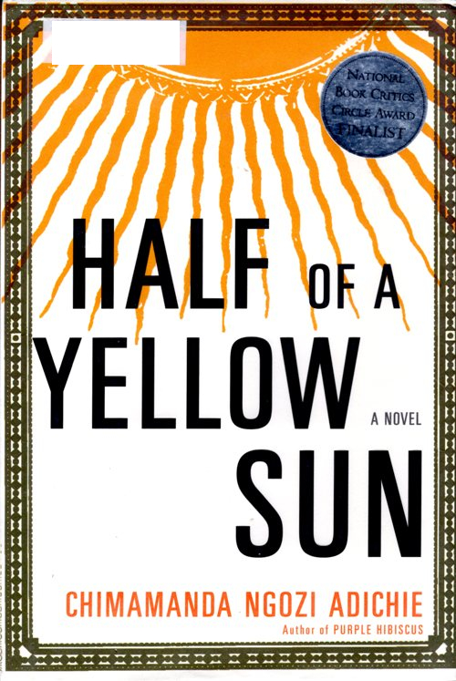 Half of a Yellos Sun, Mustich 1000, books to read, africa, history