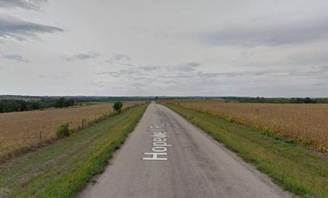 Wisconsin back roads, farm country