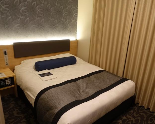 Osaka Hotel, Small Room, Japan Hotel