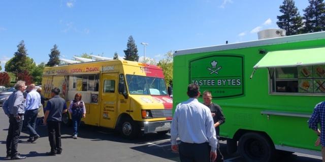 Food Trucks, Fusion, Korean, Indian, Mexican