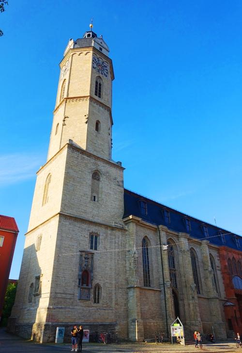 Jena City Church, Stadtkirche Saint Michael, Jena, Germany
