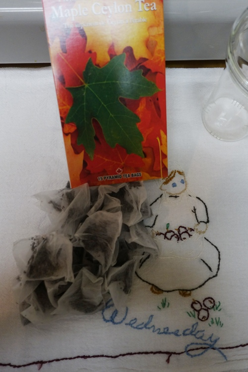 Maple Ceylon Tea, Canada, Vancouver, Maple Flavoring