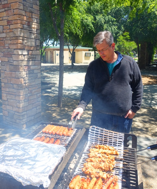 bbq, spring, summer, lunch, hot dogs, meat