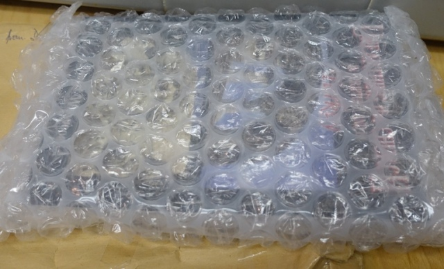 bubble wrap, book, mail, published book, pictures