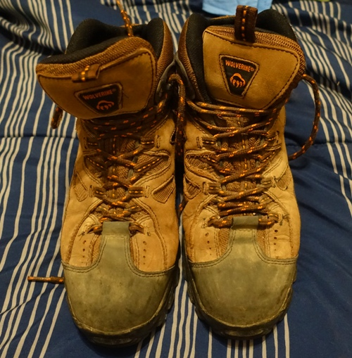 Dig Packing, Packing Formula, Work Boots