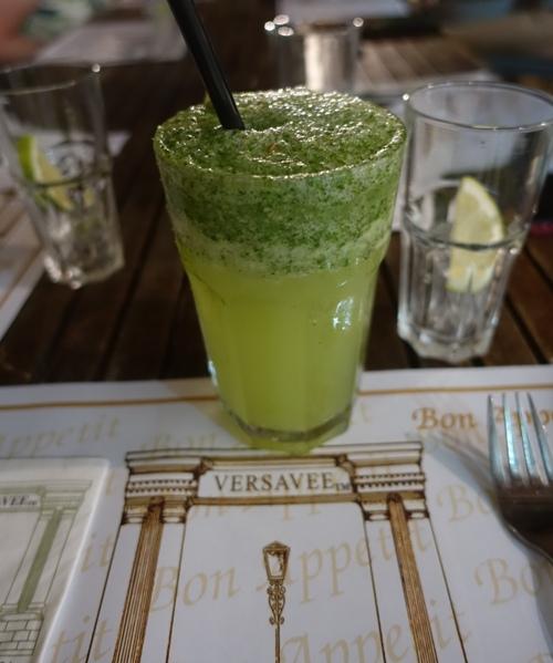 limonana, israel, drink, lemonade, mint