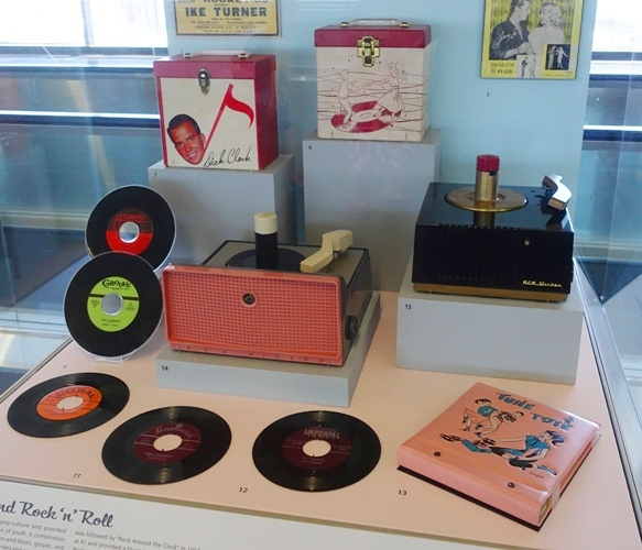 50's, Rock and Roll, records, record players
