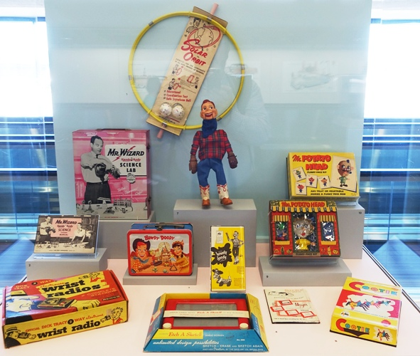 50s toys, etch a sketch, mr. potato head, toys