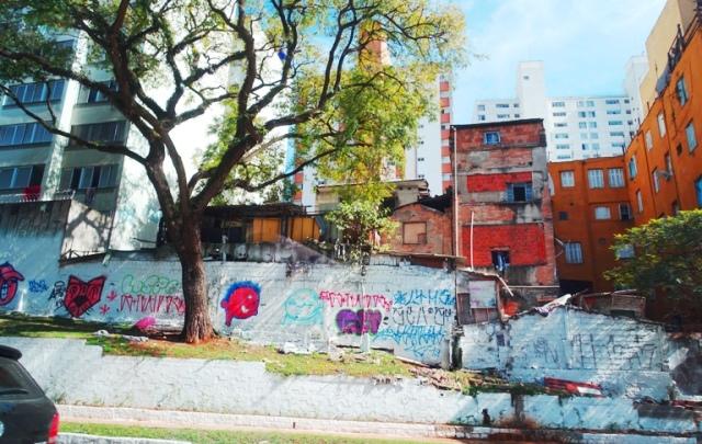 sao Paulo, Brazil, graffiti, streets, street art