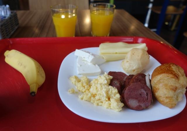 Breakfast, Hotel, Ibis, Interlagos, Brazil