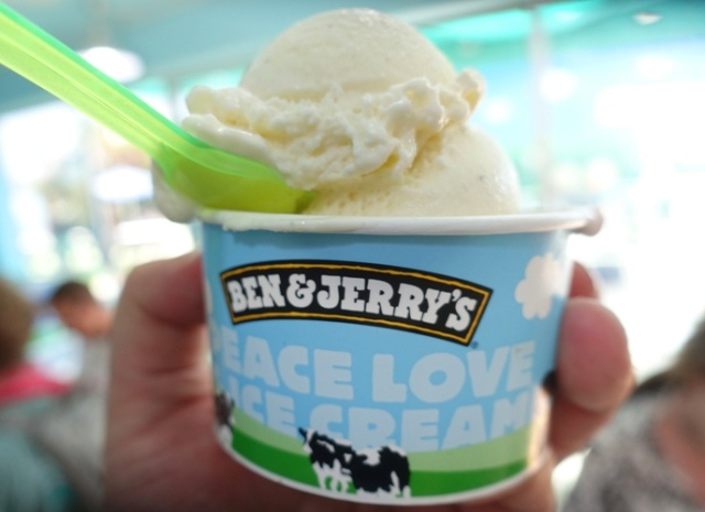 Ben and Jerry's Factory Store, Ice Cream, Israel, Cows