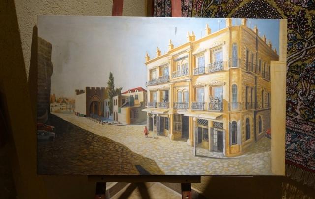 New Imperial Hotel, Jerusalem, Old City, Jaffa Gate