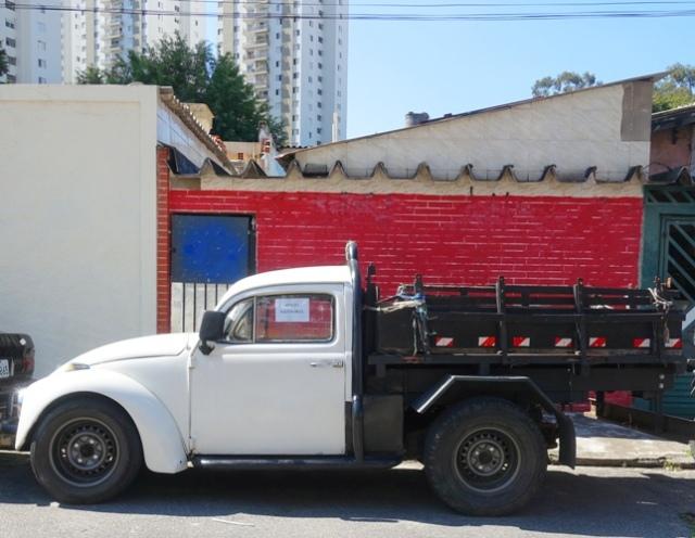 custom truck, old truck, brazil