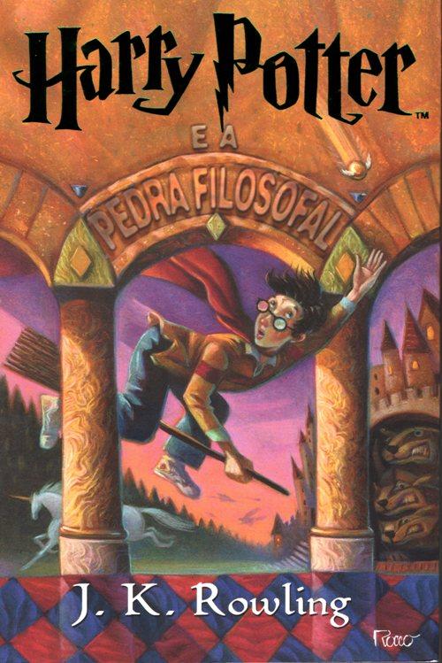 Harry Potter, Portuguese, Translations, Brazil, books