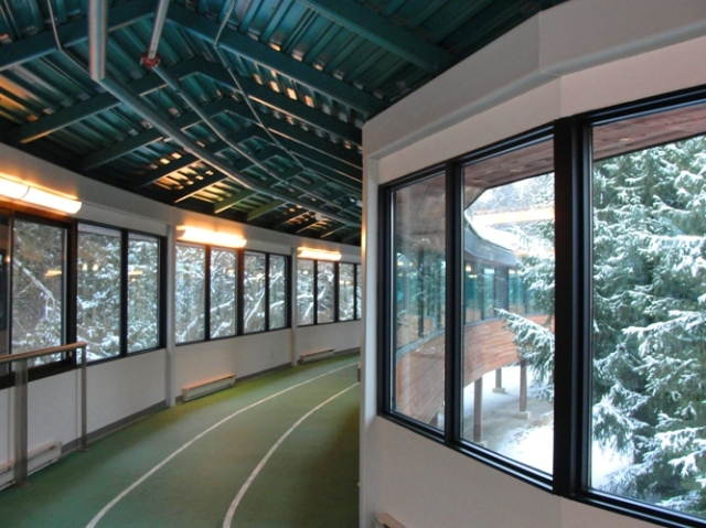 Kingbridge Centre, Toronto, Training Center, Winter